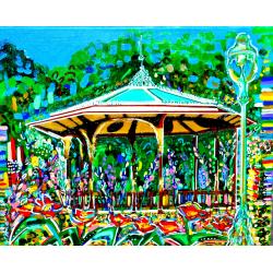 Le kiosque du Thabor