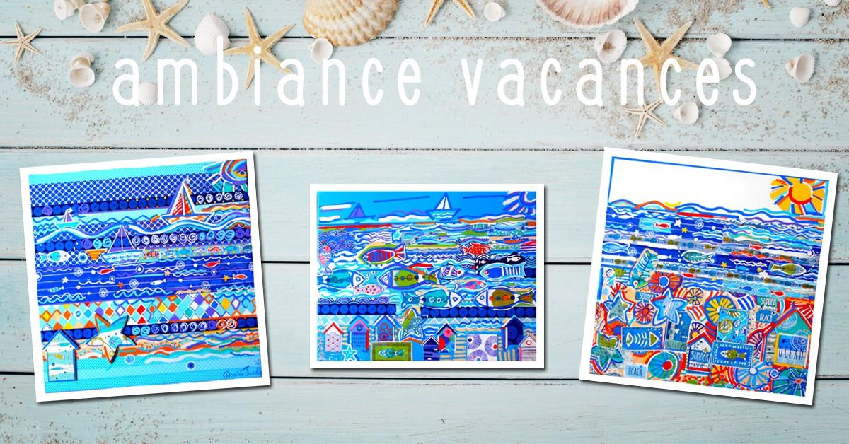 Cartes vacances